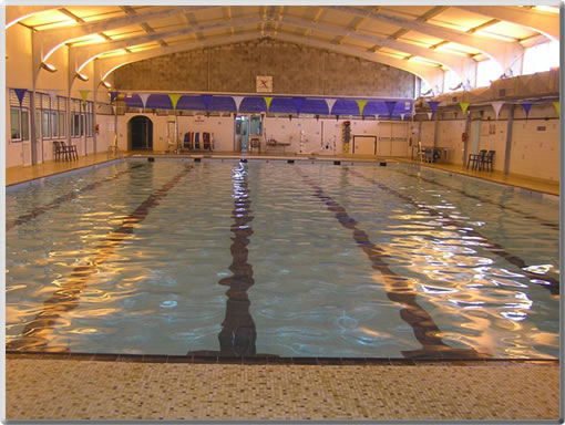 Nenagh Neptune Swimming Club - Facilities